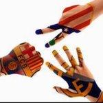 Real Madrid, Barcelona y Atletico 2014-2015, Descripción gráfica: http://t.co/qoTzVliBf2