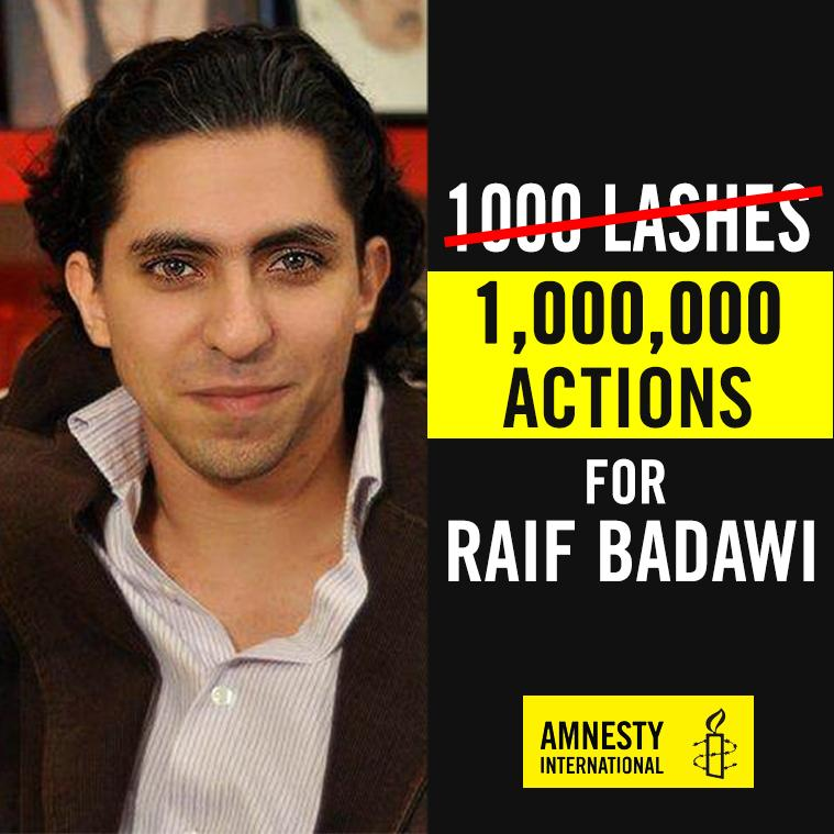 Over 1 Million people worldwide have called to #FreeRaif! Act Now #RaifBadawi is still at risk http://t.co/XaWIBGvk6q http://t.co/m2YqV6YVsl