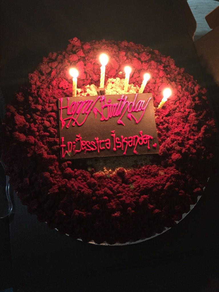 Erick Bana Iskandar (@erickiskandar): Happy Birthday Jessica