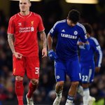 Martin Škrtel shows everyone what he thinks of Diego Costa. #LFC #CFC http://t.co/zHReKps2Fd