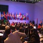 Raúl Castro: un principio justo desde el fondo de una cueva puede más que un ejército #CELAC2015 #NM935 http://t.co/BlYfalWsO8