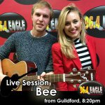 Tonights Live Session on Eagle is with @BeeBazin from #Guildford at 8:20pm http://t.co/kW82ZhlVM4 http://t.co/X7WUQaWS9R