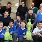 COMMUNITY: #afcb players visit local pupils with @wave105radios Mission Christmas: http://t.co/vUOhIXp3Bd http://t.co/iSQaHik1ph
