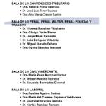 Así quedan conformadas las salas de la Corte Nacional de Justicia @elcomerciocom http://t.co/B0jjwP4pDl