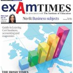 Exam Times: Business free with Thursdays @IrishTimes. Your guide to Leaving Cert Business, Accounting & Economics. http://t.co/JSx4bRpJlz