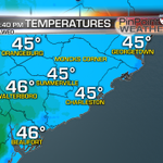 Sunny, a tad breezy & cool this afternoon...dont forget the coat if you are headed out! #chswx @WCIVWX http://t.co/HFJNdFk3TA