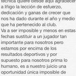 Nota: Iñigo Pradera nuevo jugador del Athletic Club. http://t.co/rWm3441seT