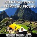 Nos fuimos pa Perú http://t.co/qWOy95cVDM