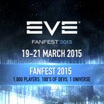 Fanfest 2015. Join us and lets celebrate internet spaceships together. http://t.co/sDWnjCfC5f #eveonline #tweetfleet http://t.co/5aeLTh1PCN