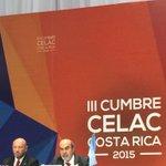 Inicia conferencia de prensa con el director general de la FAO sobre plan para erradicar el hambre #CELAC2015 http://t.co/m24AD8bBfr