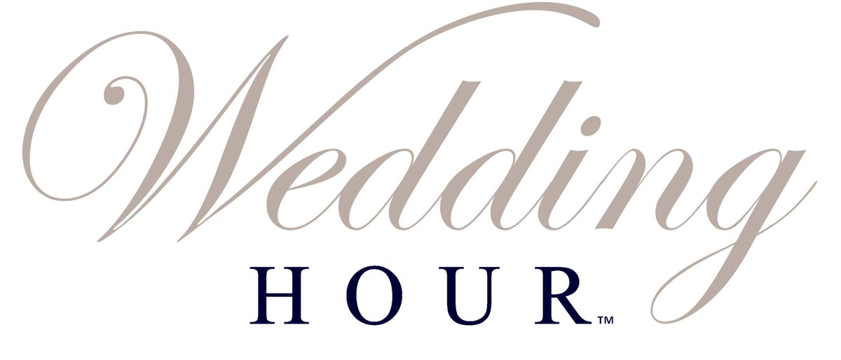 Feel free to share the logo and join in #weddinghour every Wednesday, 9-10pm GMT. You're chance to network! http://t.co/lzMc1L0vXb