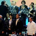 #CELAC2015 Correa presente en la III Cumbre de la Comunidad de Estados Latinoamericanos y Caribeños (Celac) http://t.co/3MAnW0lJig