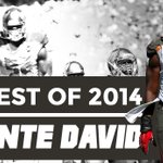 Best of @LavonteDavid54 from 2014.  WATCH: http://t.co/mZGcIDxPvp http://t.co/lzpwS4lcGp