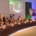 El Presidente de El Salvador @sanchezceren inicia su intervención en #CELAC2015 http://t.co/5NFwrITbo0