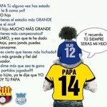 Así no más ☺ @Hincha_Amarillo #BSC ???? http://t.co/y1EaafM8LV