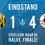 Excelsior wint met 1-4 van Roda JC en plaatst zich voor de halve finale van het KNVB-bekertoernooi! #KNVBbeker http://t.co/sduJK9XqMU