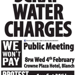 Whats happening with water protests this weekend? #watercharges #right2water http://t.co/Pi6gx7w8Xq http://t.co/uAnRxk096W