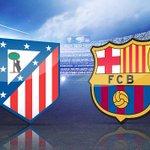 FAV si el Atlético de Madrid le da la vuelta al marcador. RT si el Barça de @calleGerardo gana el compromiso http://t.co/8KVPrVusUl