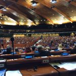 CoE Pace voted to maintain Russian voting sanctions with 148 in favour and 64 against. http://t.co/xF00PmKR7C