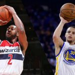Steph Curry & John Wall to face off in shooting contest during NBA All-Star weekend. » http://t.co/2PjhOjf7FN http://t.co/evSv5oEoCJ