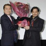 [映画]ジョニー・デップと声優・平田広明が20年越しの対面! http://t.co/Lwf1PdRPpL http://t.co/NPeNbfXXQ4
