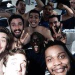 On est en demi-finales !!! #qatar2015 #bleuetfier #quelleéquipe #bonanniversaireMika http://t.co/dHiArFHraE