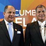 Presidente de #Ecuador Rafael Correa insta a que Celac produzca resultados contra la pobreza: http://t.co/ZH5p9vDehZ http://t.co/vJR4U3Y2dF