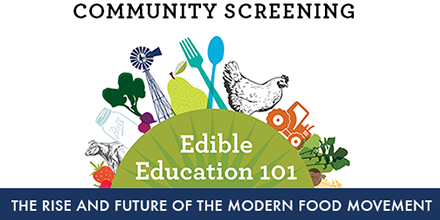 #BayArea: Join us at 2/2 community screening of #EE101 w/ @marionnestle + @gsposito1! Details: http://t.co/ku6G0kHWRd http://t.co/NStpVOgbcz