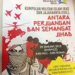 Sekarang saya sedang menghadiri Persidangan Meja Bulat Belia bersama @MPPUiTMSA dan @IPMUiTM #KBS #ISIL http://t.co/ncv7zWWn4A