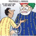 Modis R-Day suit. My #cartoon http://t.co/1RtES96KTV