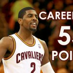 Kyrie Irving drops career-high 55 points, most points in Cavs franchise history by a player not named LeBron James. http://t.co/tPETnqdzhZ