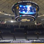 RALLY TOWELS FOR ALL!!! #8 ND vs #4 Duke 7:30pm - ESPN2 http://t.co/jgrJ4XKN6x