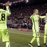[VÍDEO] FC Barcelona elimina al Atlético de Madrid de la Copa del Rey. SUSCRÍBETE https://t.co/ipODVnepoL http://t.co/6o2Af7y5kC