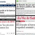 Según ABC,La Razón,El Mundo o El País: Subir salario mín en Grecia es HORRIBLE Lo mejor es RESCATAR BANCOS http://t.co/tlfeLfKLfG #Yovoy31E