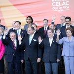 #FotoOficial de Jefes de Estado y de Gobierno de la #CELAC2015 @RicardoPatinoEC #CelacEcuador http://t.co/HUCZrqZ7Tv