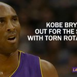 BREAKING: After surgery, Kobe Bryant is expected to be out approximately nine months. http://t.co/uW92tRhNcM http://t.co/6Hk014ZwP3