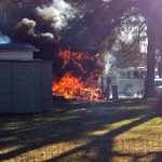 Flames engulf home in northwest #Denver -- woman inside suffers smoke inhalation http://t.co/j7JcgvHH4F http://t.co/3MUv3uYGs7