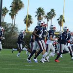 Check out our favorite photos from the #Patriots practice on Wednesday VIEW: http://t.co/wcUFfcWwyq #SB49 http://t.co/1UcygMGaVn