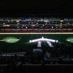 "VACÍA ""@StudioFutbol: (FOTO: @LaRedEcuador) Así luce la cancha de Ponciano: #NocheBlanca http://t.co/jxbRN6PnIn http://t.co/zcVZSPJHQV"""