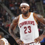 THIS JUST IN: LeBron James is OUT tonight vs Portland w/ sprained right wrist. Cavs are 1-8 on season without James. http://t.co/epV7vLX80y