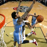 One hour until the #Nuggets tip-off against the Pelicans. http://t.co/LkQCUh5v9n http://t.co/JAvBlBiOwS