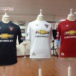 Las camiseta del Rey de copas, Liga de Ecuador! @LDU_Oficial http://t.co/mT1hwDYqvc