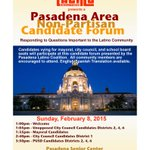 Do you have a question for the @PasadenaGov #2015Election candidates? Email them to info@pasadenamediacoalition.org http://t.co/1fagFIUgsG
