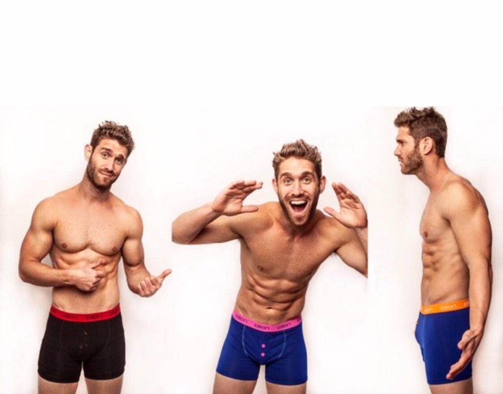 #RT if you think I should be @TheEllenShow new underwear model. #HappyBirthdayWeekEllen #TheEllenShow http://t.co/UwpNgCmL4o