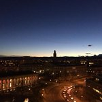 #Denver at dusk. Just because. #cowx http://t.co/sCBuTEDK7s