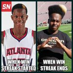 The @ATLHawks win-streak has been going on for a while and has shown no signs of ending... http://t.co/AoEFfnZmOB