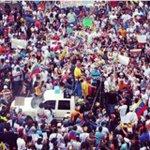 #Guayana Tenemos una noticia, este #12F regresamos a #LaCalle, con mas fuerza y resistencia http://t.co/txP1qyFDkH