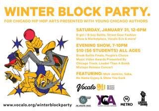 #winterblockparty is happening 1/31 at @MetroChicago: http://t.co/fRANMuCaCQ #hiphop #chicago http://t.co/AplqY11GSx http://t.co/BAmdOVShnY