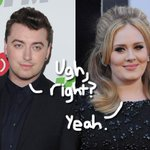 #SamSmith says being compared to #Adele 'annoys' him! http://t.co/N0quNdhQu1