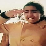 Numbed. No words. A weeping Alka, Colonel MN Rais daughter shouts the 29 Gorkha war cry as she says goodbye. http://t.co/ASDEp5HjuD